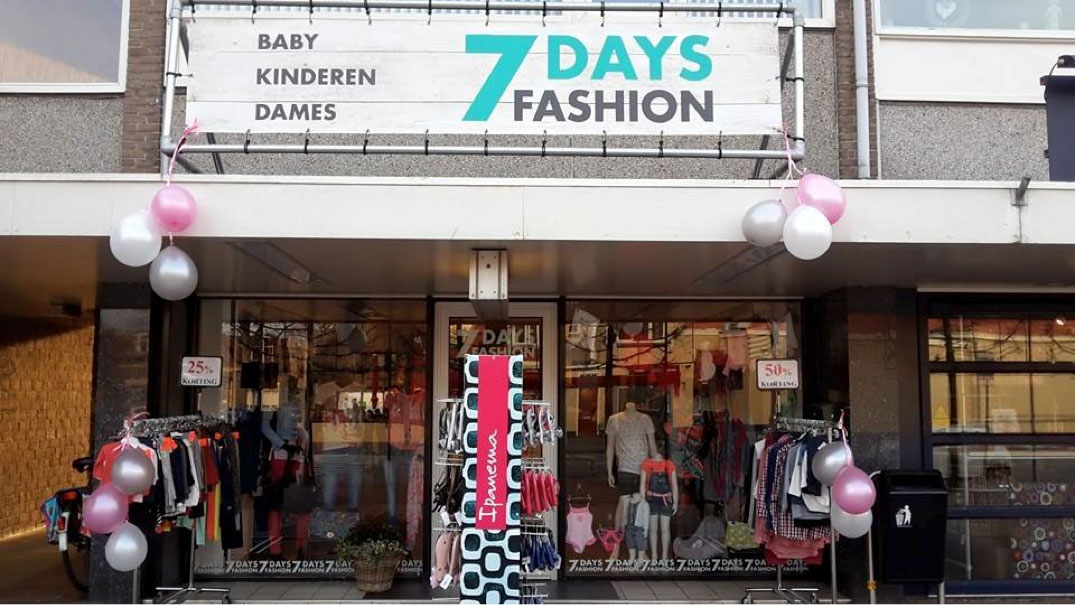 7 Days Fashion | Winkel in Santpoort-Noord